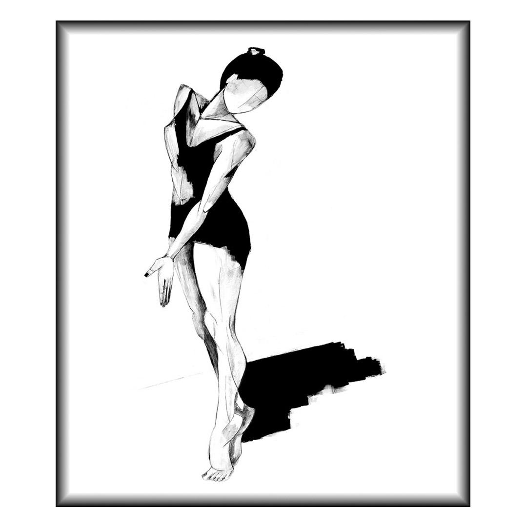 Bailarina XII